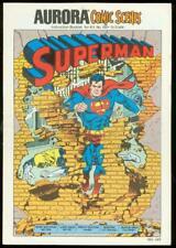 AURORA #185-140 1974-SUPERMAN COMIC SCENES VG