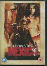 Once Upon A Time In Mexico - NEW SEALED BANDERAS HAYEK DEPP