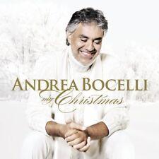 cd  Andrea  Bocelli   my Christmas  NUOVO  Siae  SIGILLATO