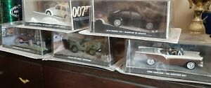 James bond car collection joblot (4)