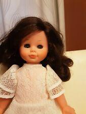 "Vintage Doll Furga Style Zanini & Zambelli Made In Italy 12"""