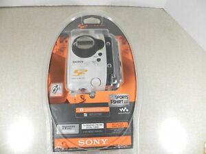 """Sony WM-FS222 S2 Sports Walkman """"MINT"""" Player with FM/AM/TV and Weather…"""