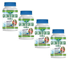 Garcinia Cambogia Ultra - Weight Loss Supplement with 95% HCA (4 bottles)