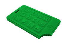 Jellystone Designs Jchews Smartphone Teether - Green