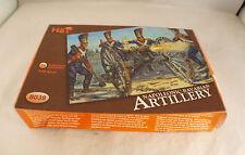 Hät n° 8038 Napoleonic bavarian artillery 24 figures canon plastique boite 1/72