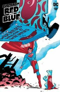Superman Red and Blue #5 - Bagged & Boarded
