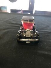 """Welly Diecast 1931 Alfa Romeo Roadster Red Oldtimers Collection 4 1/2"""""""