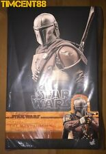 Ready Hot Toys TMS007 The Mandalorian 1/6 Figure New