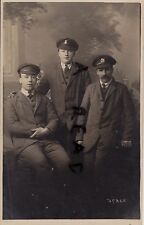 WW1 wounded hospital blues Royal Welsh Fusiliers The Kings Liverpool Regiment