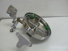HAWS 7360B EYE AND FACE WASH WITH STAINLESS STEEL BOWL