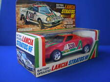 Lancia Stratos HF  Rally Car - Plastic Battery Operated