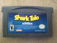 Shark Tale  (Nintendo Game Boy Advance, 2004)