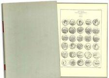 """Très Rare Livre """"MONNAIES ANTIQUES DE L'ESPAGNE"""" - Monnaie Celtibère, Romaine .."""