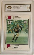 Scanlens Bob Fulton NRL & Rugby League Trading Cards