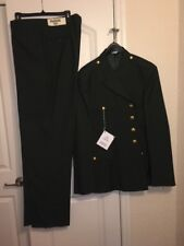 Derossi And Son Military Jacket & Pants Jacket 48 Regular, Pants 40 Long