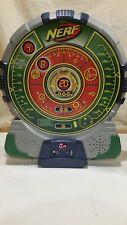 2003 NERF green Tech Target Electronic Talking Scoreboard for Foam Darts
