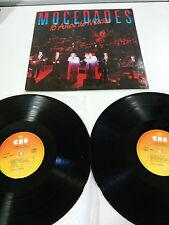 """MOCEDADES 15 AÑOS DE MUSICA 2 X LP 12"""" VINYL VINILO VG/VG 1984 GATEFOLD CBS"""