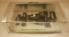 SPARK 1/43 S1685 Shadow DN3 n°16 6th German GP 1974