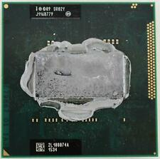 Intel i7-2630Qm 2.00Ghz 4 Cores 8 Threads Sr02Y Laptop Cpu Sku#5732