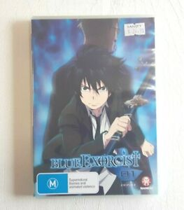 Blue Exorcist Collection 1 DVD