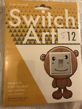 Fantastic Switch Art Cute Animals (For Light Switches )