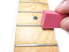 Guitar Fret Polishing Erasers 180/400 Grit Set of 2