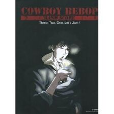 Cowboy Bebop Bandscore Three Two One Let's Jam sheet music book
