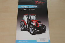 157930) Zetor Proxima Power 85 95 105 115 Prospekt 200?