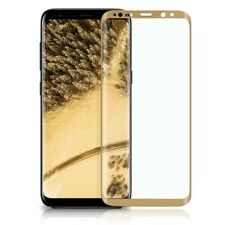 3D Curved Panzer Glas für Samsung Galaxy S8 Display Schutz Folie Full Screen 9H