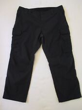Mens Size 42x30 Under Armour UA Storm Tactical Patrol Loose Blue Cargo Pants