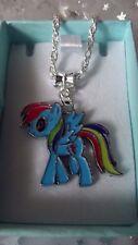 My Little Pony Rainbow Dash, Size 3,4,5,6,7,8,9, Years, poison en boîte Chain Link