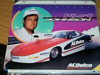 KURT JOHNSON HERO CARD PHOTO PHOTOGRAPH NHRA DRAG RACING PRO STOCK AC DELCO 1997