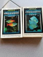 Mergus Aquarien Atlas 2+3, Nachschlagewerk der Aquaristik
