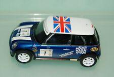 Scalextric BMW Mini Cooper John Cooper Challenge Blue