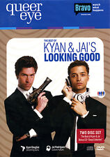Queer Eye: The Best of Kyan & Jai's Looking Good (DVD) **New**