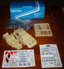 Voiture miniature 1/43 CITROEN ZX RALLYE RAID