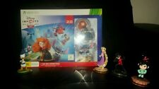 Xbox 360 Disney Infinity 2.0 Toy Box Combo Pack x box 360 and extras can post