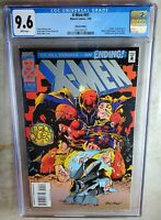 "X-Men #41 ""Death"" of Professor X - Marvel 1995 CGC 9.6 NM+ WP - Comic J0097"