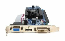 Gigabyte NVidia Geforce GT 210 Grafikkarte PCIe 1GB GDDR3 VGA 64bit 40nm DX10