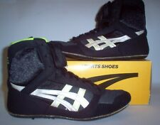 """Classic 1992 Asics Tiger """"Lyte 1"""" (Jn-24) Wrestling Shoes size 7 Nos"""
