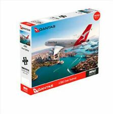 Puzzle: Qantas 1000 Piece, Qantas A380 1000 Piece Puzzle, Merchandise