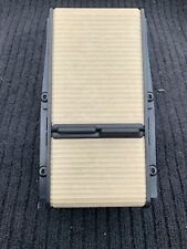Mercedes SL R129 Centre Console Storage Box With Sliding Lids 1298100430 Beige