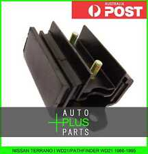 Fits NISSAN TERRANO I WD21/PATHFINDER WD21 1986-1995 - Rear Engine Mount Vg30