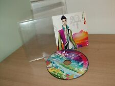 PRINCE 20/TEN PROMO CD ALBUM PICTURE DISC WITH CARD SLEEVEHIDDEN TRACK 2010