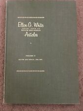 Present Truth and Review and Herald Articles Vol 2 1886-1892 E.G. White EGW SDA