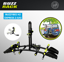 "BUZZ Rack Express 2 Bike Platform TILTING Hitch 1.25"" or 2"" receivers Car SUV's"