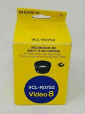 Sony VCL-R0752 Wide Conversion Lens