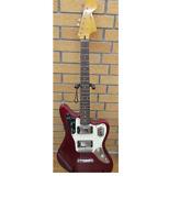 Fender Japan Jaguar JGS Guitar Candy Apple Red Humbucker Made in Japan