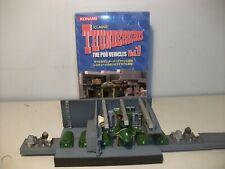 Konami Thunderbirds POD Vehicle diorama VOL.1 # 1 TB2 LAUNCH BAY NEW BOXED