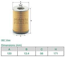 Mann Filter Filtro aceite oil huile H 1275 x H1275x Mercedes Benz Neoplan Setra